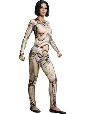 Alita Battle Angel Doll Body Alita Costume for Kids