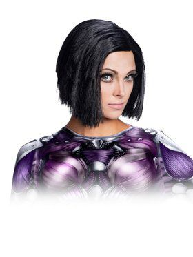 Alita Battle Angel Alita Wig Accessory