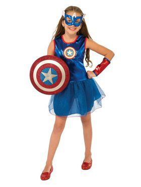 American Dream Tutu Dress Girl's Costume