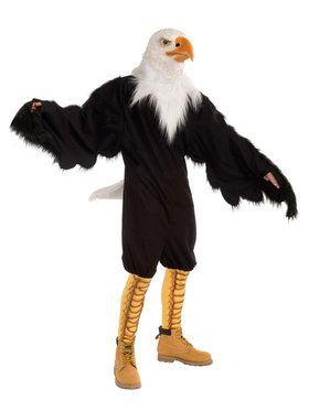 Adult American Eagle Costume For Adults