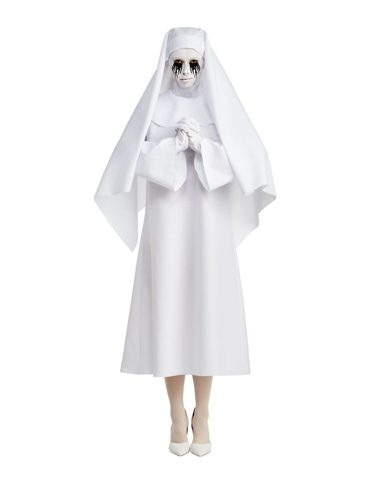 Ahs White Nun Costume For Adults Womens Costumes For 2018