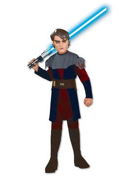 Star Wars Boy's Kid's Anakin Skywalker Costume