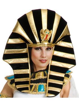 Ancient Egyptian Headpiece For Adults
