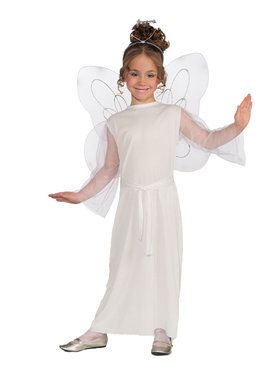 Angel Girl's Costume