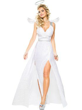 Angel Goddess Women's Costume
