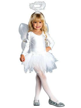 Angel Costume For Toddlers