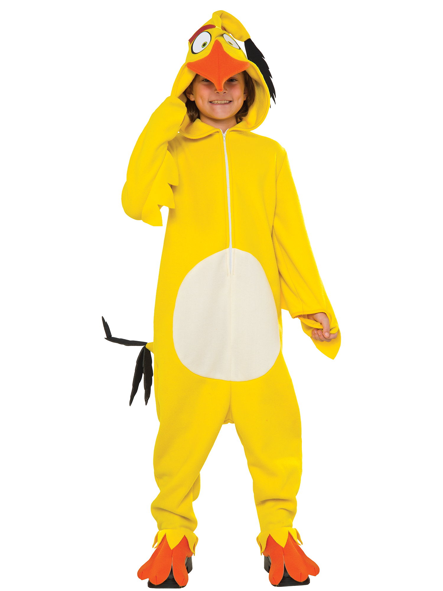 Kids Chuck Costume - Angry Birds R620936-MD