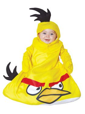 Angry Birds - Yellow Bird - Bunting Infant