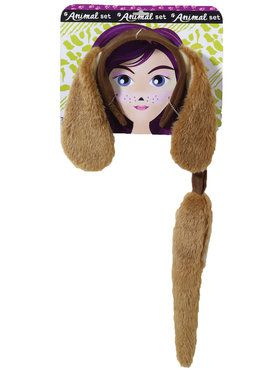 Animal Accessory Kit Dog With Tail