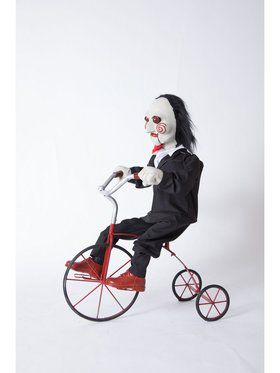 Animated Billy On Trike