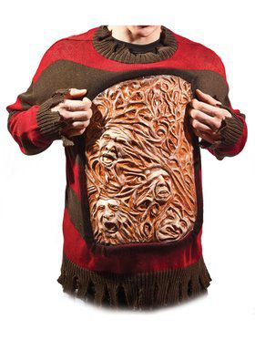 Animated Chest of Souls Freddy Krueger Adult Costume