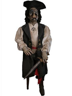 Animated Walk The Plank Frightronic Prop