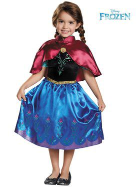 Anna Traveling Classic Costume Toddler