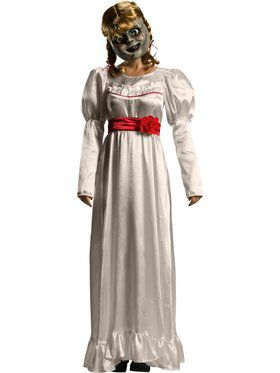 Deluxe Annabelle Costume - Annabelle 3