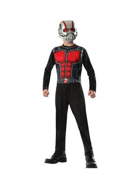 Ant-Man Jumpsuit Costume Set