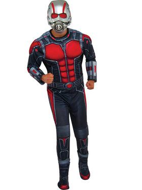 Ant-Man Men's Costume