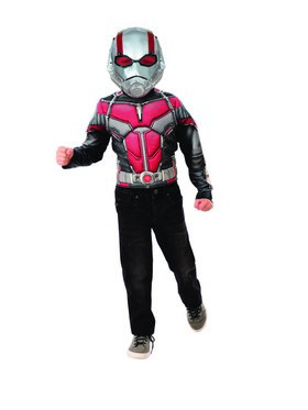 Muscle Chest Ant-Man Shirt Set Costume