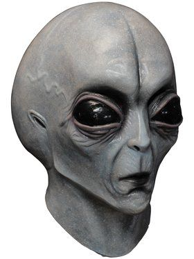 Area 51 Alien Full Mask
