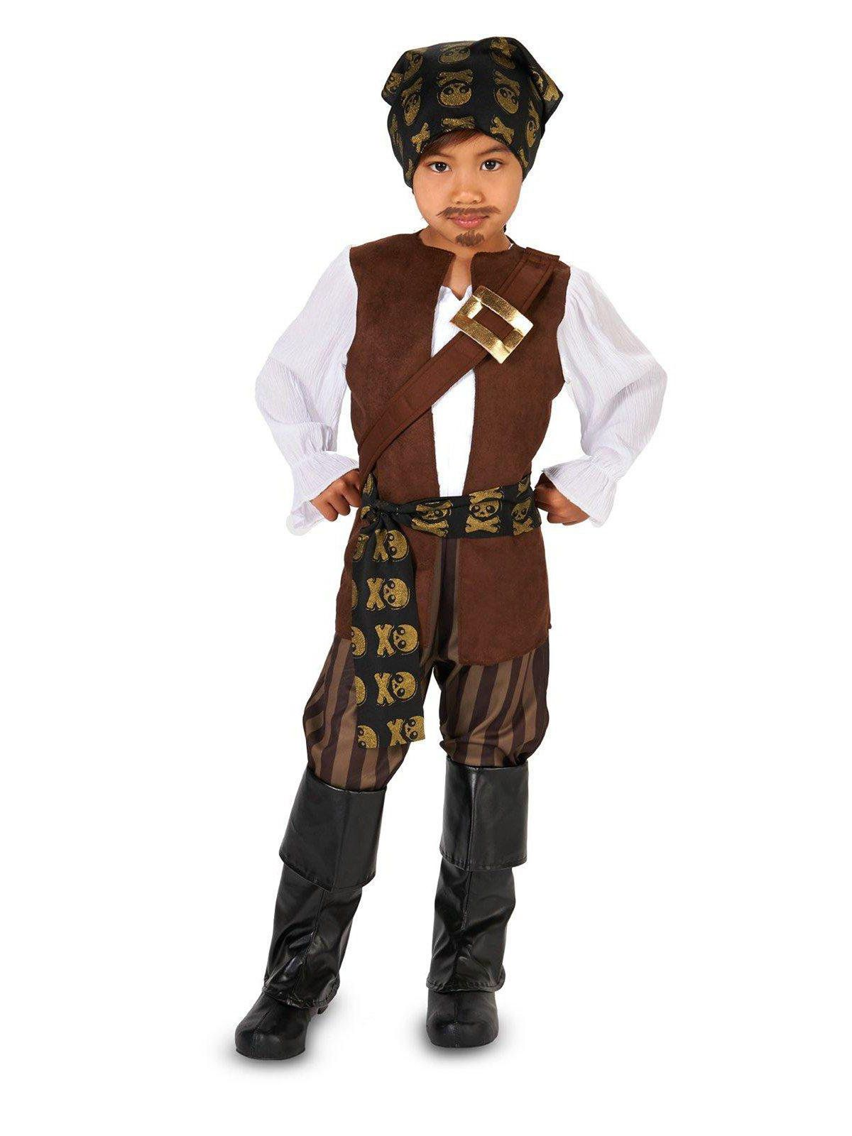 f23af657dd6 Arrrgh Pirate Infant Costume for Halloween - Baby/Toddler Costumes ...