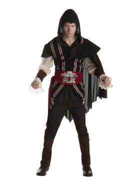 Assassin's Creed Classic Ezio Auditore Costume for Adults