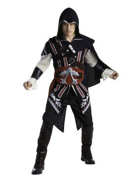 Assassin's Creed Ezio Auditore Deluxe Costume for Adults