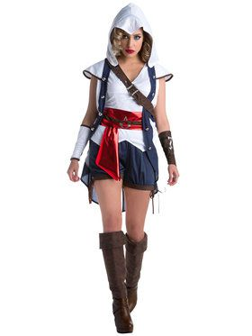Assassin's Creed Connor Classic Womens Costume