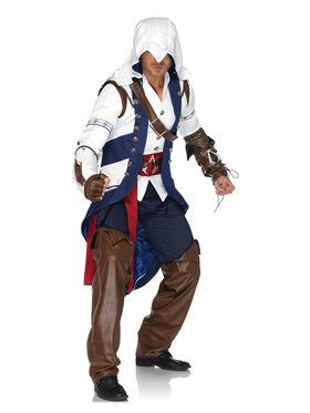 Assassin's Creed Connor Men's Costume