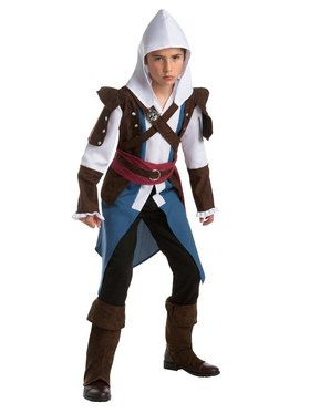 Assassin's Creed: Edward Classic Costume For Teens