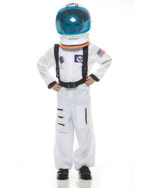 Kid's Astronaut Costume