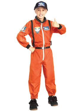 Astronaut Costume For Children