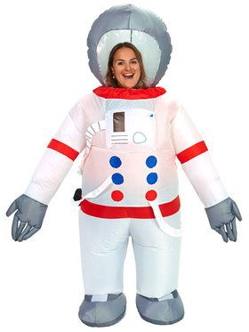 Astronaut Inflatable Costume For Adults