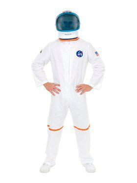 Adult's Astronaut Suit Costume