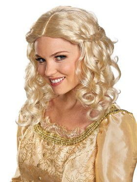 Aurora Disney Princess Wig