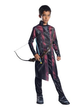 Boy's Avengers Age of Ultron Deluxe Hawkeye Costume