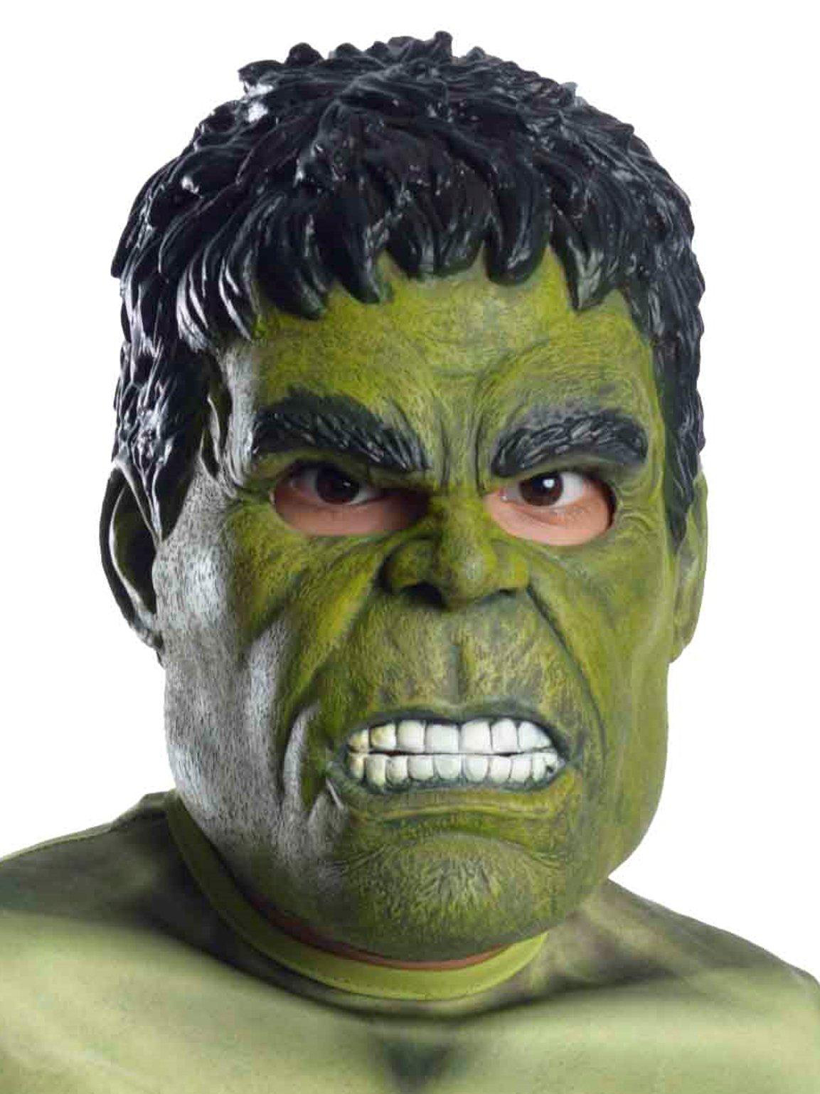 Avengers 2 - Age Of Ultron: The Hulk 3/4 Mask For Kids 36244R