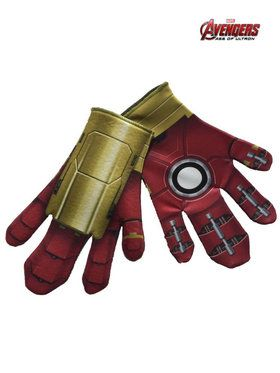 Avengers 2 Hulkbuster Boy's Gloves