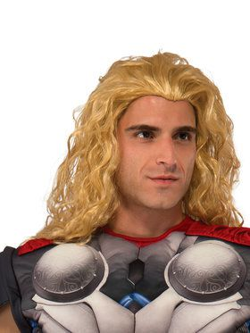 Avengers 2 Thor Adult Wig