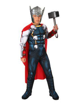 Avengers Thor Core Costume for Boys Deluxe