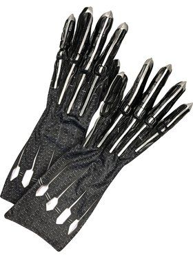Adult Avengers: Endgame Black Panther Deluxe Gloves