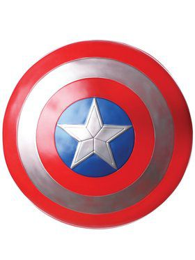 Adult Avengers: Endgame Captain America 24 inch Shield