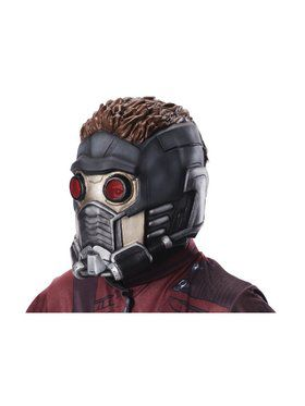 Adult Avengers: Endgame Star Lord 1/2 Mask