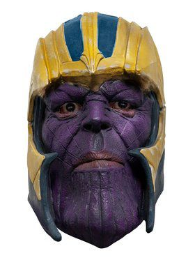 Adult Avengers: Endgame Thanos Overhead Latex Mask