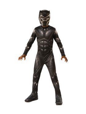 Avengers: Endgame Black Panther Child Costume
