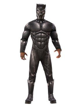 Avengers: Endgame Black Panther Deluxe Adult Costume