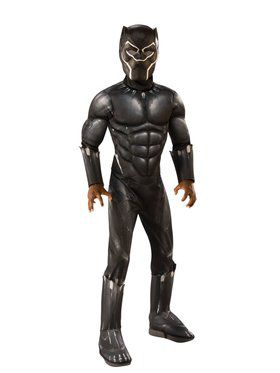 Avengers: Endgame Black Panther Deluxe Child Costume
