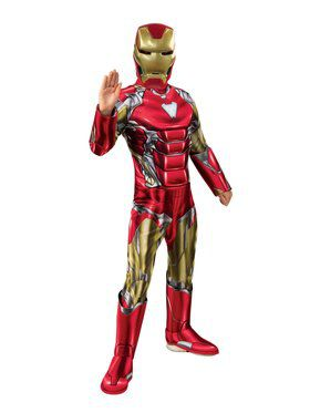 Avengers: Endgame Iron Man Deluxe Child Costume