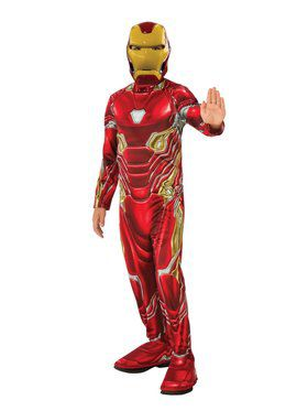 Avengers Endgame Mark 50 Iron Man Costume