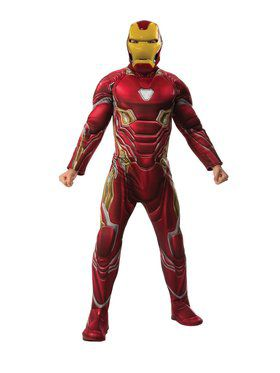 Avengers Endgame Iron Man Mark 50 Costume Deluxe