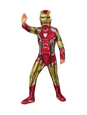 Avengers Endgame Iron Man New Armor Costume