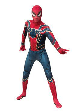 Iron Spider Second Skin Costume - Avengers: Endgame
